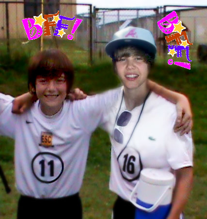 Justin bieber and Greyson chance, why cant we be friends? picture