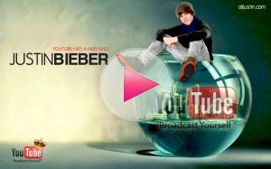 Justin Bieber rules Youtube again!!!  picture