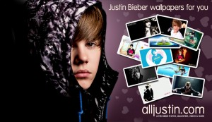 Check out the new Justin Bieber wallpapers! picture