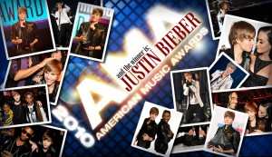 Congratulations Justin! as Bieber Scores Big At The American Music Awards