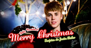 Do you love Mistletoe ? Check out these awesome free Christmas Justin Bieber eCards and many others! picture